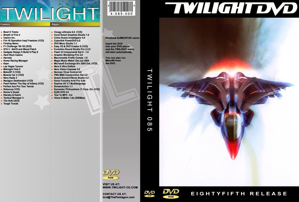 Twilight_85_Dvd-front